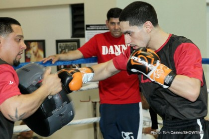 Danny Garcia Garcia vs. Herrera Mauricio Herrera Boxing News Top Stories Boxing