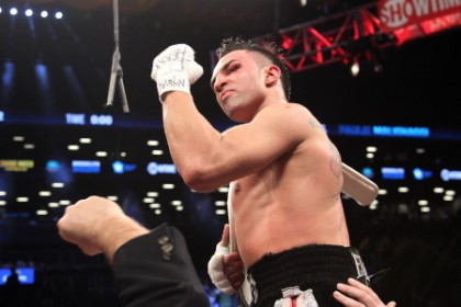 Judah vs. Malignaggi Paulie Malignaggi Zab Judah Boxing News Boxing Results