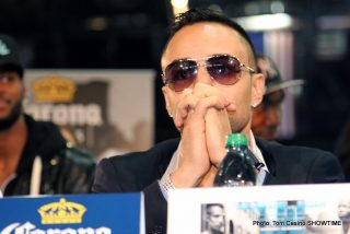 Paulie Malignaggi - Paulie Malignaggi is confident that Conor McGregor's best pay day lies in boxing and with a fight with himself.