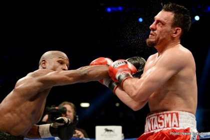 Mayweather vs. Guerrero Robert Guerrero Boxing News Top Stories Boxing