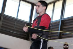 Danny Garcia, Garcia vs. Herrera, Mauricio Herrera - BAYAMON, Puerto Rico (March 13, 2014) - Unified Super Lightweight World Champion