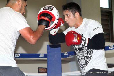 Danny Garcia Garcia vs. Herrera Mauricio Herrera Press Room
