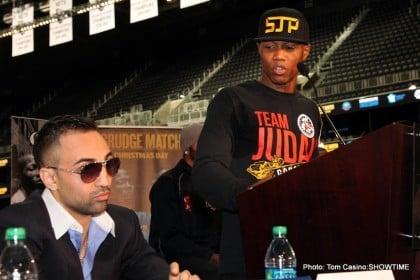 Adrien Broner Paulie Malignaggi Zab Judah Boxing News