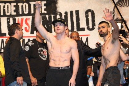 "Alfredo Angulo Canelo vs. Angulo Saul ""Canelo"" Alvarez Boxing News Top Stories Boxing"
