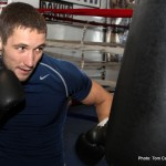 Abril, Bogere, Russell Jr. & Gusev Media Workout Quotes