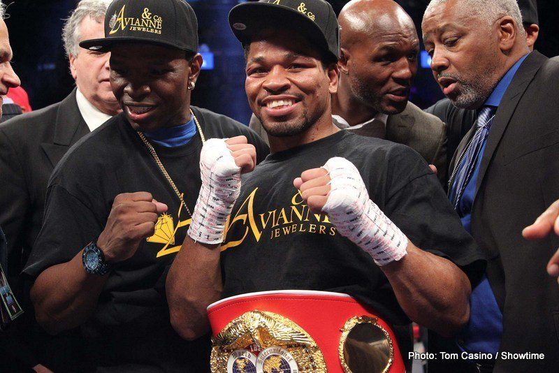 Shawn Porter: 'I've Been Waiting on Thurman for Weeks Now'