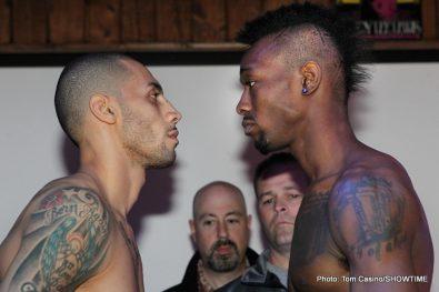 Ivan Redkach Tony Luis Boxing News