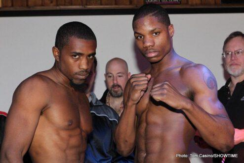 Ivan Redkach, Tony Luis - Boxing News