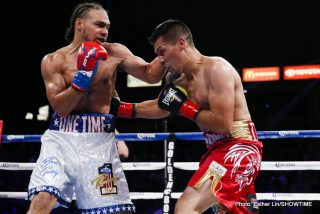 Julio Diaz Keith Thurman Thurman vs. Diaz Boxing News Boxing Results Top Stories Boxing
