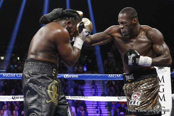 "Deontay Wilder-Bermane Stiverne II ordered by WBC – old ground for ""The Bronze Bomber?"""
