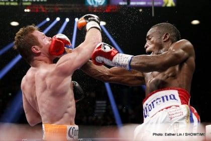 "Canelo vs. Lara Erislandy Lara Saul ""Canelo"" Alvarez Boxing News Boxing Results Top Stories Boxing"