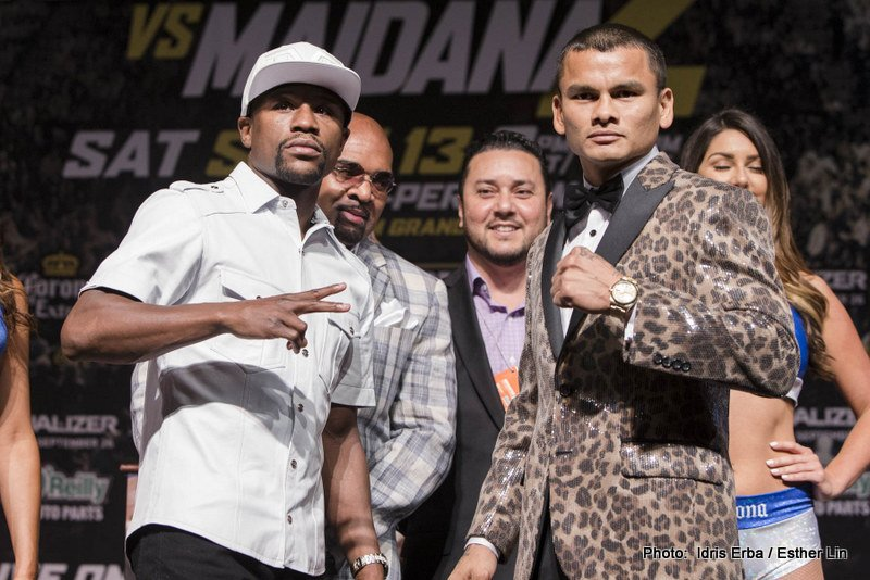 Mayweather vs Maidana Preview