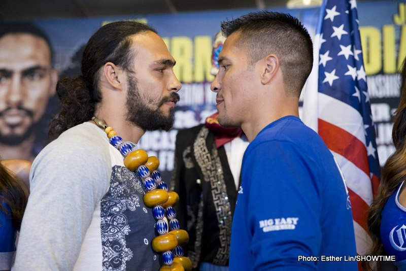 Final Presser Quotes – Thurman, Diaz, Matthysse, Molina, Figueroa & More