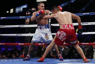 Julio Diaz, Keith Thurman, Thurman vs. Diaz - Boxing News