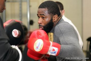 Adrien Broner Broner vs. Molina Carlos Molina Press Room