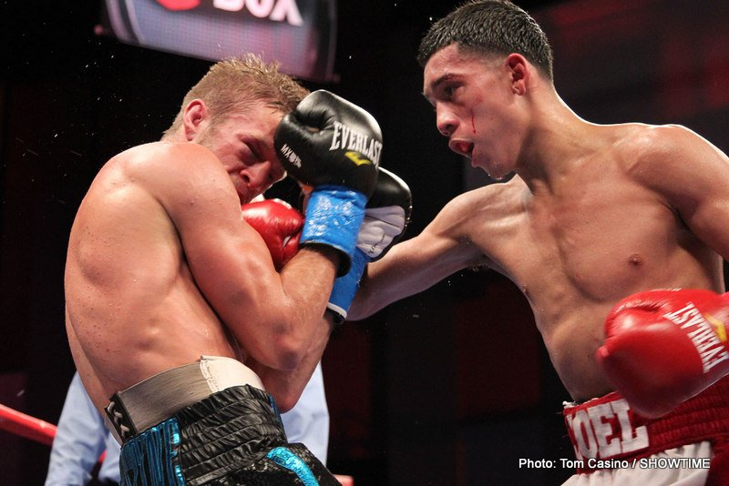 Joel Diaz Jr. & Frank Galarza Remain Undefeated Friday on ShoBox: The New Generation