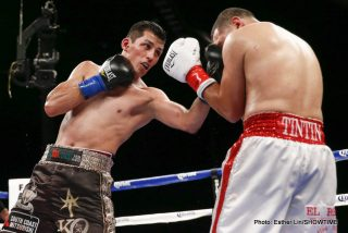 Hugo Centeno Jr -  Since its inception in July 2001, ShoBox: The New Generation has produced 54 world champions, an average of more than one every four telecasts. The critically acclaimed, prospect-orientated series is also a testing ground for undefeated fighters, who frequently are matched against their toughest foes to date. Friday on SHOWTIME® from Fantasy Springs Resort Casino in Indio, Calif., two more previously unbeaten fighters lost, bringing to 120 the number of boxers who suffered their first defeats on ShoBox.