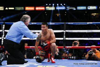 Julio Diaz Keith Thurman Thurman vs. Diaz Boxing News Boxing Results Top Stories Boxing