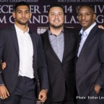 Devon Alexander - Sky Sports has secured the rights to show Amir Khan's pivotal fight with Devon Alexander exclusively live from the MGM Grand in December.