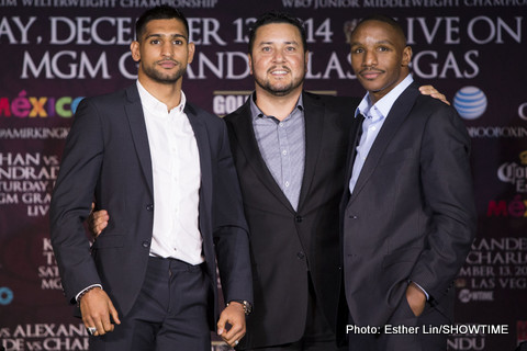 Sky Sports to broadcast Khan vs Alexander