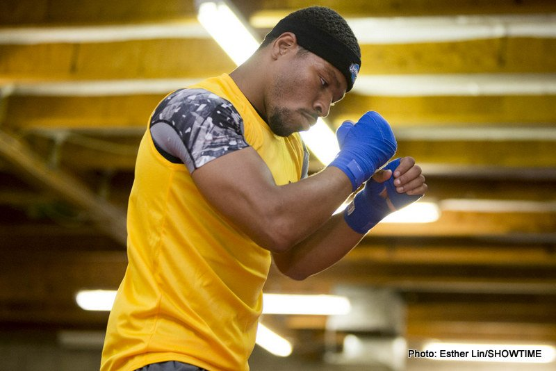 Shawn Porter: No Concerns About The Catchweight – Porter v Broner