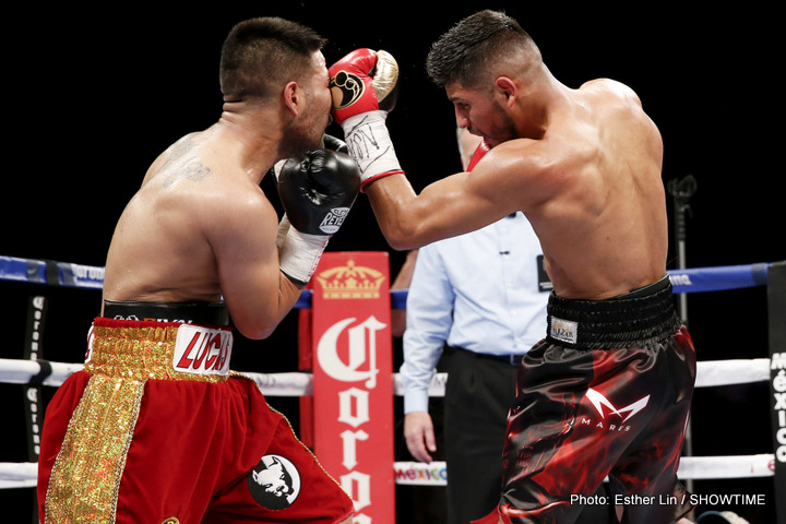 Abner Mares – I have no problem facing Rigondeaux, I have fought him before