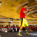 Floyd Mayweather Jr Marcos Maidana Mayweather vs. Maidana Press Room