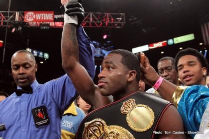 Adrien Broner Broner vs. Molina Carlos Molina Boxing News Boxing Results