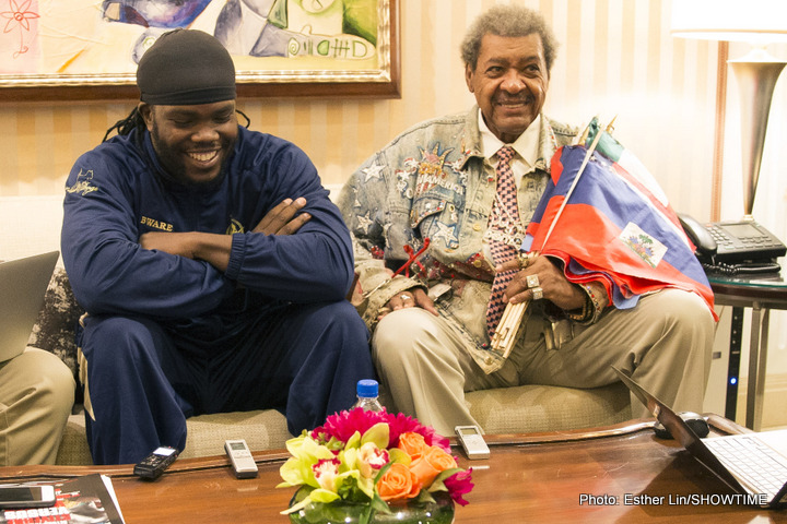 "Don King – Stiverne vs Povetkin ""Before End of Year"""