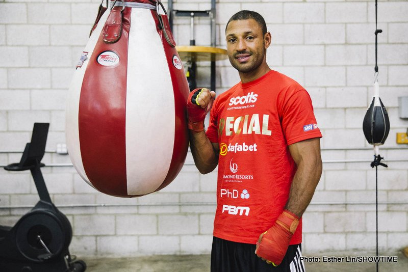 Kell Brook Will Also Win World Titles at 154 & 160 says Hearn