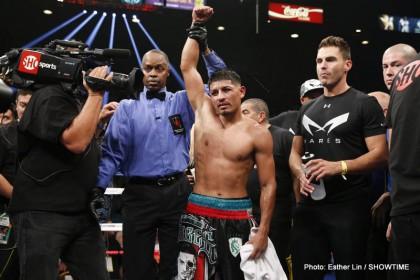 Abner Mares Al Haymon Boxing News