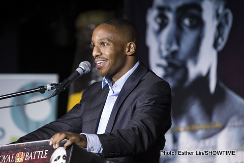Devon Alexander Walter Castillo Boxing News