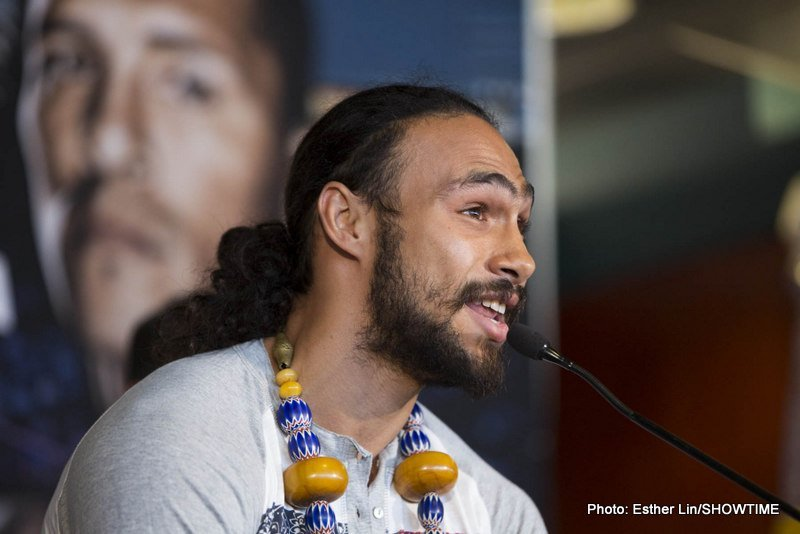 Thurman: Doesn't See Khan Beating Floyd / Will Fight Amir Himself