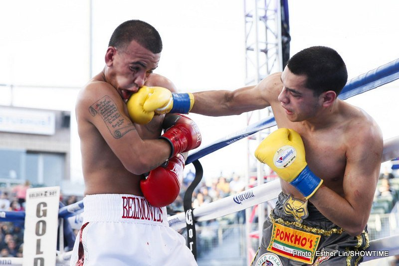 Omar Figueroa Retains WBC Lightweight Title With Split Decision Over Jerry Belmontes