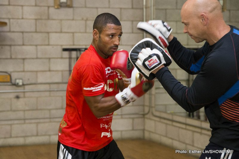 "GGG vs Brook: Kell Brook using ""confidential"" science techniques in training for mega-fight with GGG"