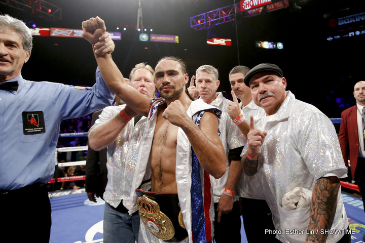 Broner vs. Molina/Thurman vs. Guerrero: 4 Fighters 2 Crossroad Fights on NBC