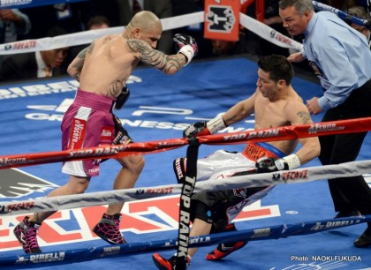 Cotto vs. Martinez Miguel Cotto Sergio Martinez