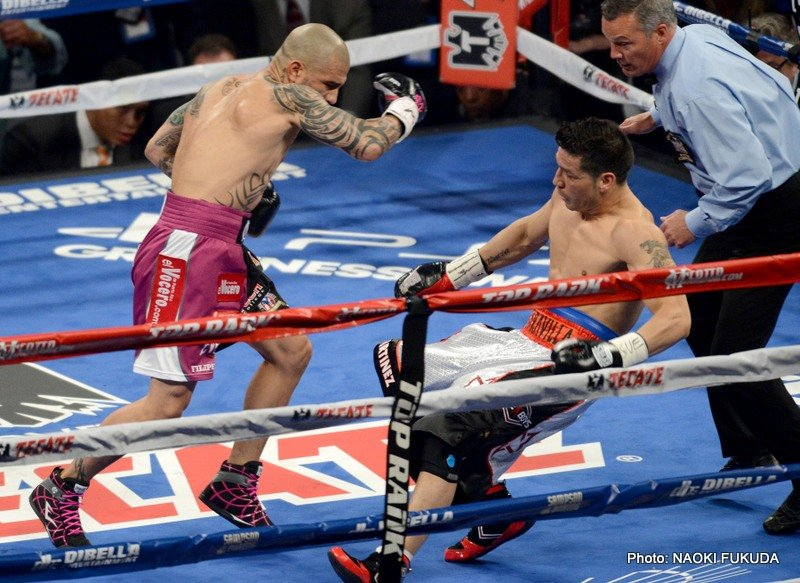 Sergio Martinez Ought to Hang It Up