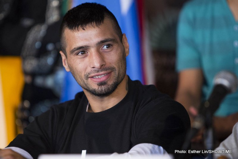I'd 'Love' to Fight Pacquiao After Postol says Lucas Matthysse