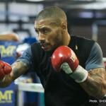 Ashley Theophane Floyd Mayweather Richard Abril Boxing News
