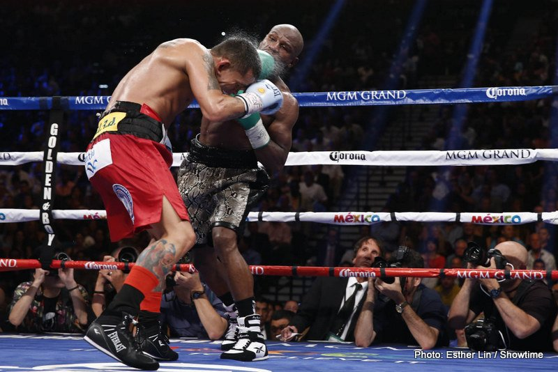 Floyd Mayweather Remains Perfect In Rematch With Marcos Maidana on SHOWTIME PPV