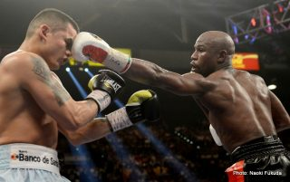 Mayweather vs. Maidana - Greg H. (Bronx, NYC): Going into the Maidana fight I thought Floyd Mayweather was in for an easy night, but I know you felt it would be tough from the beginning. What were your thoughts about both of their performance? And do you think a rematch is warranted?