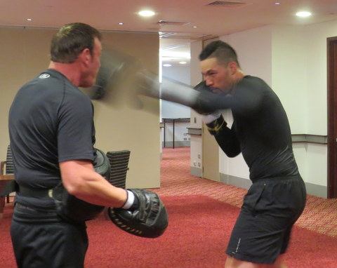 Joseph Parker Boxing Interviews