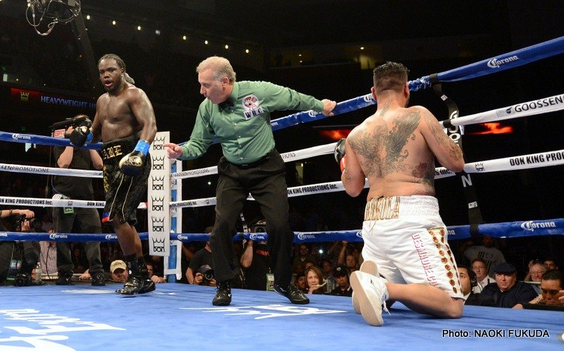 """WBC Heavyweight Champ Bermane Stiverne"" edition of ""The Pugilist KOrner's: Weekend Wrap"""