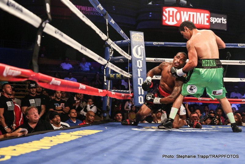 Rogelio Medina Scores Shocking Third-Round Knockout Over J'Leon Love On ShoBox:The New Generation