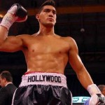 Mike Jimenez - Saturday evening at the Horseshoe Casino in Hammond, Indiana, an intriguing crop of up and coming prospects are featured in a series of four and six-round bouts, followed by an eight-round main event between super middleweights Mike Jimenez and Rollin Williams.