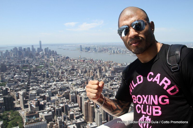 Cotto vs. Martinez Celebrity Predictions