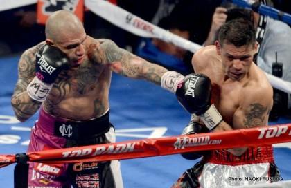 Cotto vs. Martinez Miguel Cotto Sergio Martinez Boxing News