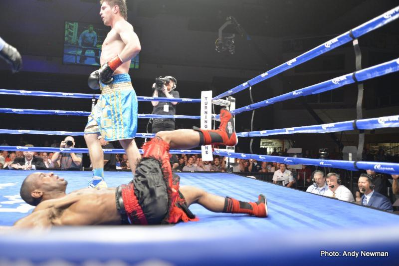 Norberto González Yudel Jhonson Boxing News Boxing Results