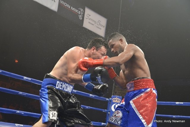 Yudel Jhonson decisions Norberto Gonzalez for two regional title belts